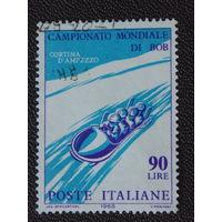 Италия 1966г. Спорт.
