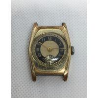 Часы наручные механические. Au.  Юнгхауз. Junghaus.