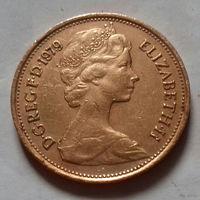 2 пенса, Великобритания 1979 г.