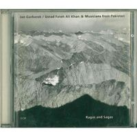 CD Jan Garbarek / Ustad Fateh Ali Khan & Musicians From Pakistan - Ragas And Sagas (1992)