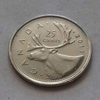 25 центов, Канада 2011 г., AU