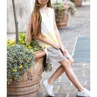 Очень нежное солнечное платье