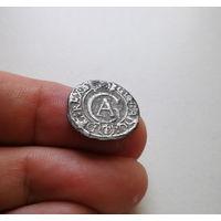 Солид 1630. Швеция. Густав Адольф