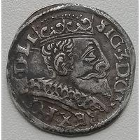 3 гроша 1597 г Познань.