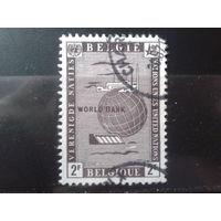 Бельгия 1958 Выставка в Брюсселе, всемирный банк