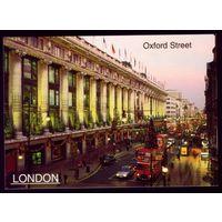 Великобритания Лондон Оксфорд стрит