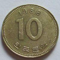 10 вон 1988 Корея