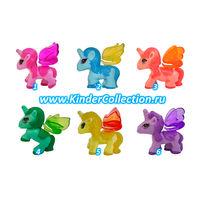 Единороги 2014 (Unicorns) FF091 FF093 (синий и зеленый)
