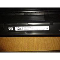 Картриджи лазер. перв. орининальные HP Q2613A (5), Q2613A (4)