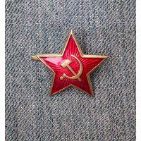 Кокарда ВС СССР, звезда