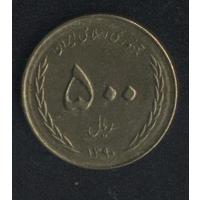 Иран 500 риалов 2011 г. Юбилейная (*). Сохран!!