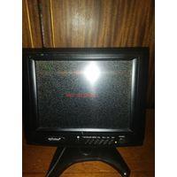 Автомобильный телевизор eplutus ep8052, монитор.Рабочий.