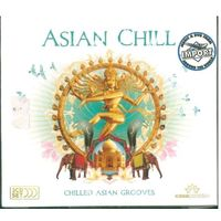 3CD-Box Various - Asian Chill (2008) Folk, World, & Country
