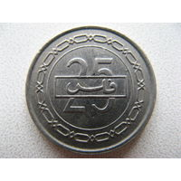 Бахрейн 25 филсов 1992 г.