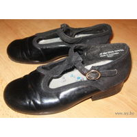 Туфли черные лакированные, пр.-во Индонезия