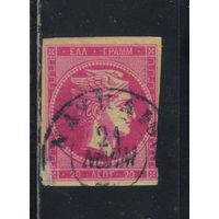 Греция Кор 1880 Гермес Стандарт #59