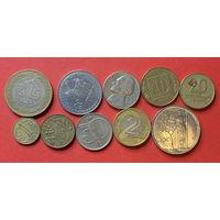 10 монет из 10 стран - 4