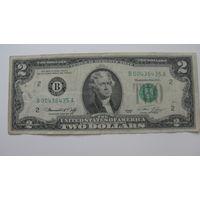 США 2 доллара 1976