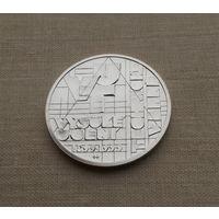 Чехия, 200 крон 1999 г., серебро, технический университет в Брно