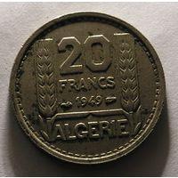 Франц. Алжир 20 Фр. 1949 (88)