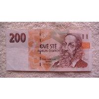 Чехия 200 корун 1998г. распродажа