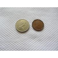 Монеты Канады.
