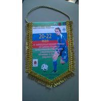 Вымпел 11 международный турнир по мини-футболу СПБ 2010 год