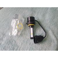 Авто лампа 9012 HIR2. Лампочка светодиодная 12v, свет 6000k, параметры вроде бы 60W-8000LM? точно не помню. Не пользовался. В наличии только 1.