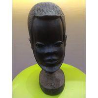 Голова африканца йорумба