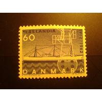 Дания 1962 корабль