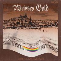 LP Stern-Combo Meissen - Weisses Gold (1978)