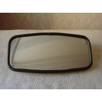 Наружное зеркало заднего вида овальное плоское для автобусов и грузовых автомобилей.(3).