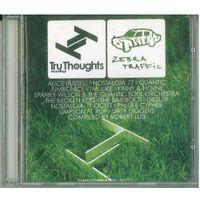 CD Robert Luis - Shapes Compilation (2006) Downtempo, Soul, Funk, Hip Hop