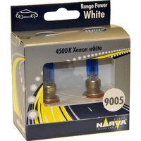 Набор автоламп 48625RPW 2шт HB3 12V-60/55W (P20d) NARVA