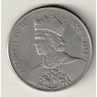 Польша 100 злотый 1985 Король Пшемыслав II