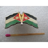 Знак. Флаги Иордании