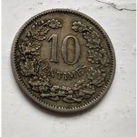 Люксембург 10 сантимов, 1901 2-1-53