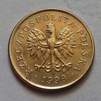 5 грошей, Польша 1998 г.