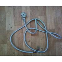 Шнур с вилкой-2 метра