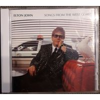 Elton John Songs From The West Coast