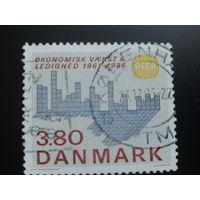 Дания 1986 диаграмма