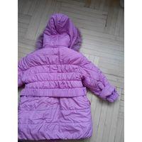 Куртка осенняя / зимняя 98-104, новая подстежка