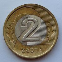 Польша 2 злотых. 1995