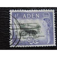 Британский Аден 1953 г.