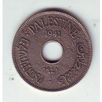 Палестина. 10 милс 1941 г.