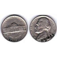 5 центов 1984 года. США