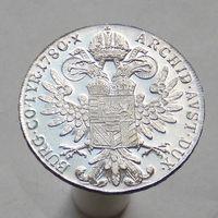 Талер Мария Терезия 1780 Х Австрия (рестрайк)