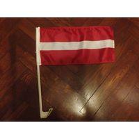 Сцяг Латвіі