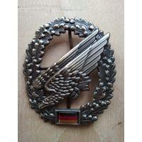 Эмблема десантников бундесвер