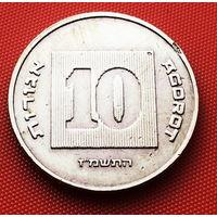 117-24 Израиль, 10 агорот 1987 г.